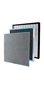 InvisiClean True HEPA / Activated Carbon Replacement Filter ...