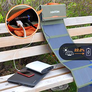 smart solar panel 60 watt