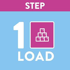 load ice