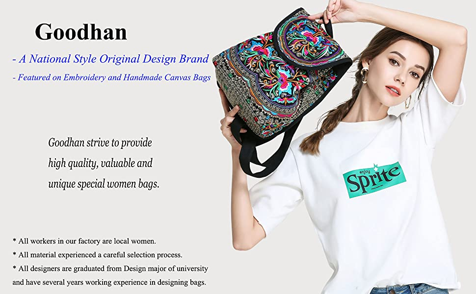 travel backpack purse for women