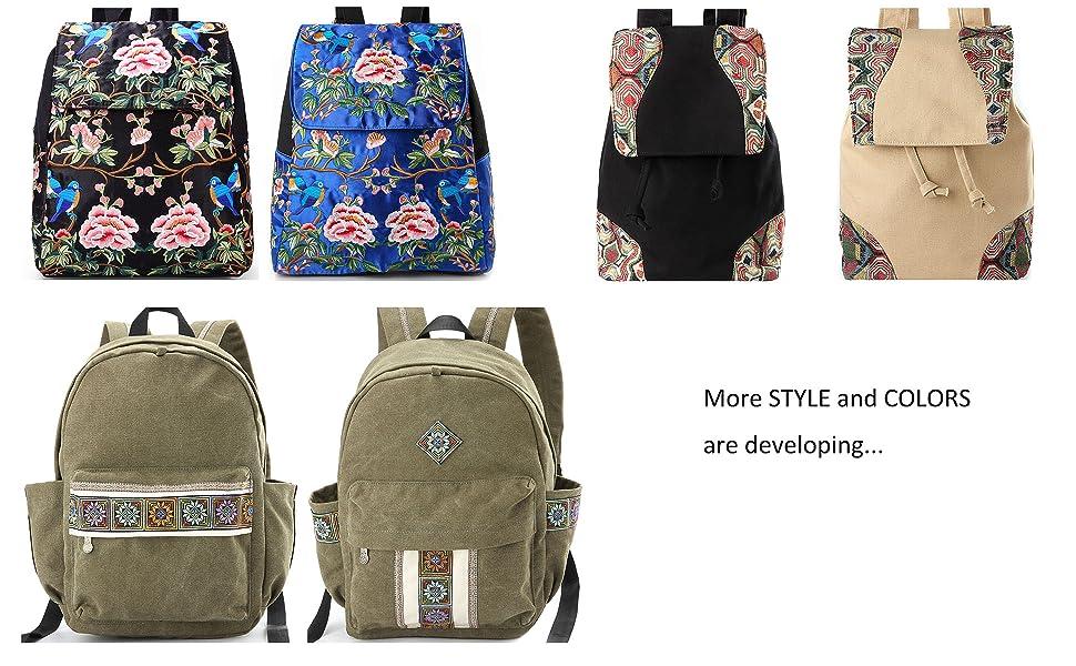 college school bag casual shoulder bag