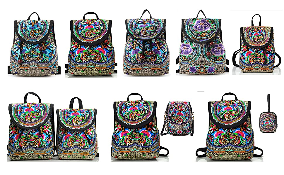women backpack purse small for girls
