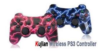 dualshock PS3 controller 2 pack