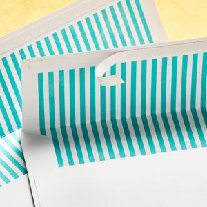 self sealing envelope