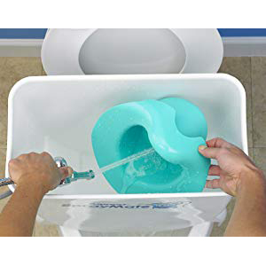 potty seat bowl