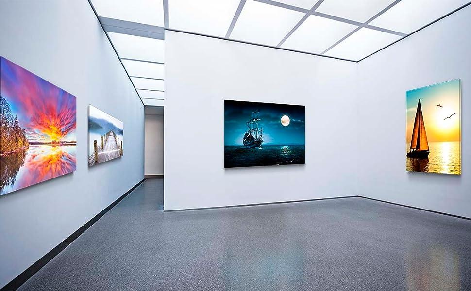"""24/"""" x 24/"""" CANVAS PRINT ARTWORK cc art BIG IDEA"""