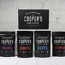 kenya single origin coffee beans