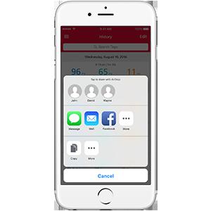 Masimo, MightySat, Masimo Personal Health App