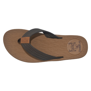 24e8b67af972 COMFORTABLE CLIP TOE SLIPPERS SANDALS. Breathable mesh insole. Flexible  sponge foam strap. Elastic yoga mat padding. flip flop sandals men