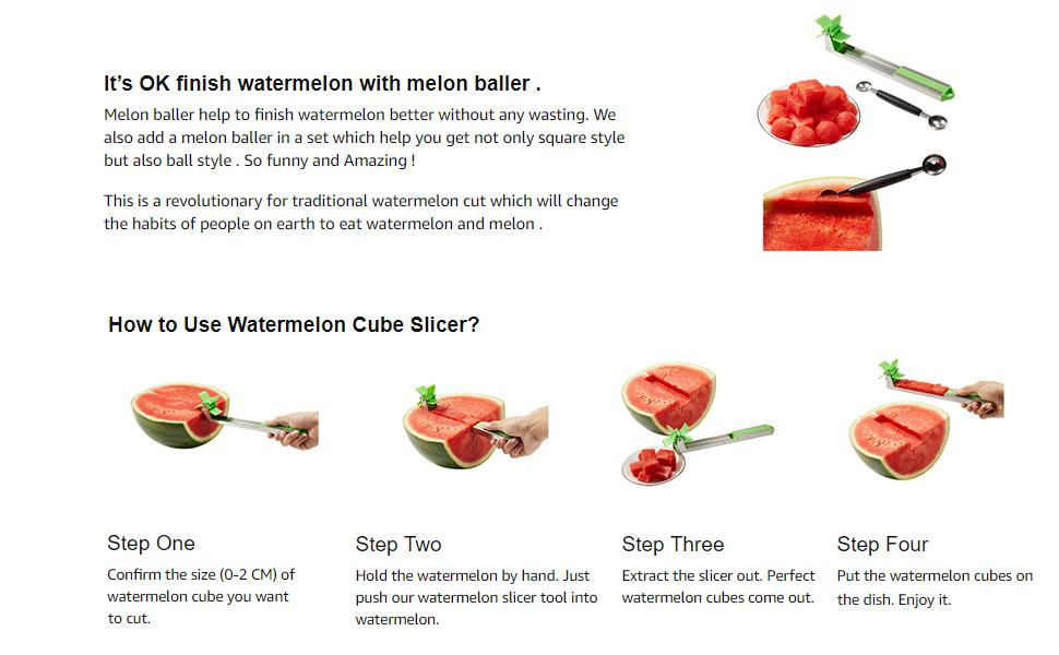 Vantic Watermelon Slicer Cutter