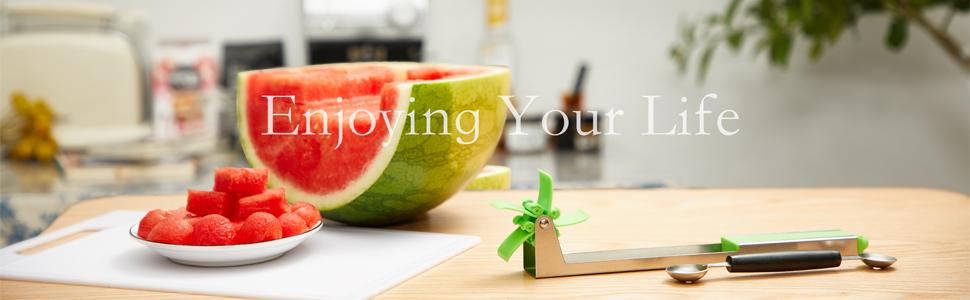 Watermelon Slicer Cutter