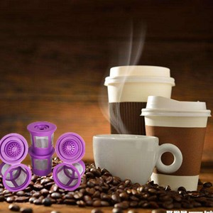 Reusable Refillable Coffee Filters