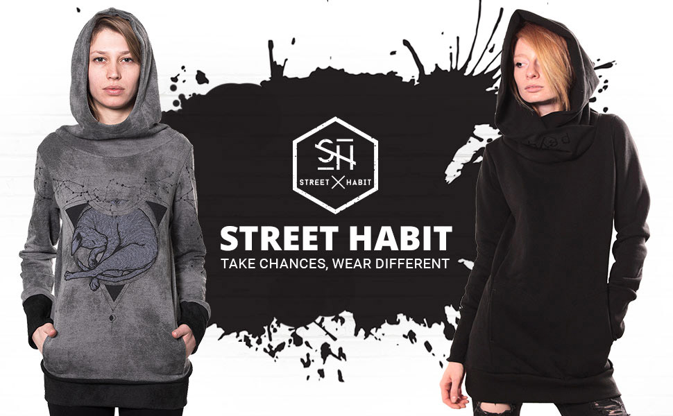 Street Habit unique clothing for women