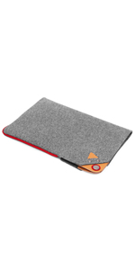 Case Tablet Stand iPad Sleeve for Apple iPad Mini 1/2/3, Grey · 13-13.3 Inch Felt Sleeve for Apple MacBook/MacBook Air/New Style of MacBook Pro ...