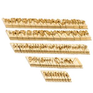 brass stamp
