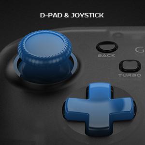 D-pad joystick
