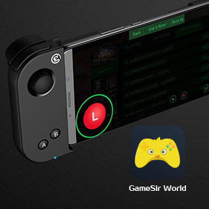 gamepad Android controller