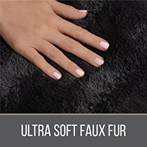 soft faux fur