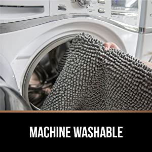 bath rug machine washable easy to clean wash on cold with gentle detergent and tumble dry low simple