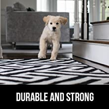 durable and strong