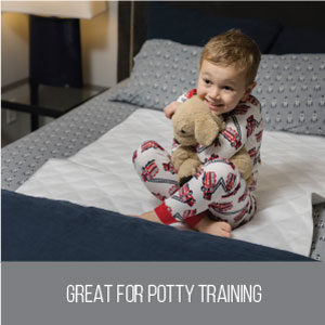 great for easy potty training