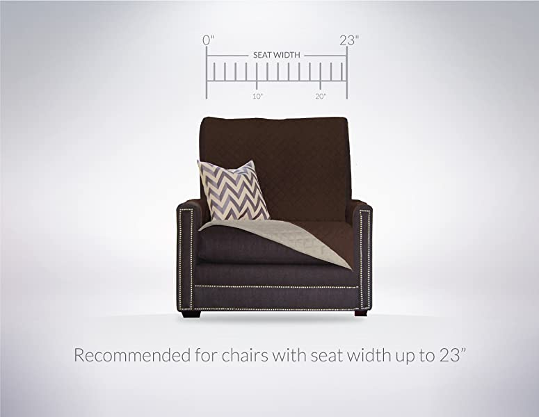 To Ensure A Great Fit We HIGHLY RECOMMEND Measuring Your Individual Style  Of Furniture Before Ordering. You Can Find A Seat Width Ruler In The Image  Above, ...