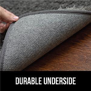 durable underside