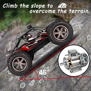 CLIMBING RC CAR