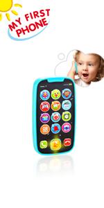 baby phone toy