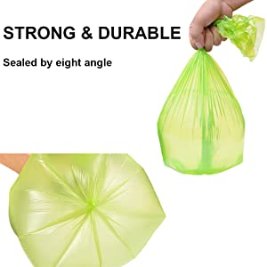 strong trash bags