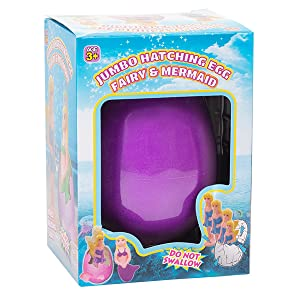 FAIRY GROWING EGG water toys birthday gift educational toys hatching fantasy fun
