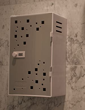 Amazon Com Shlocker The Shower Locker Shower Storage