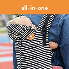 Baby Tula complete baby carrier
