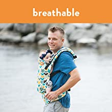 Baby Tula Breathable Baby Carrier