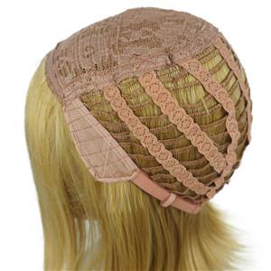 Aimole short wig Cap