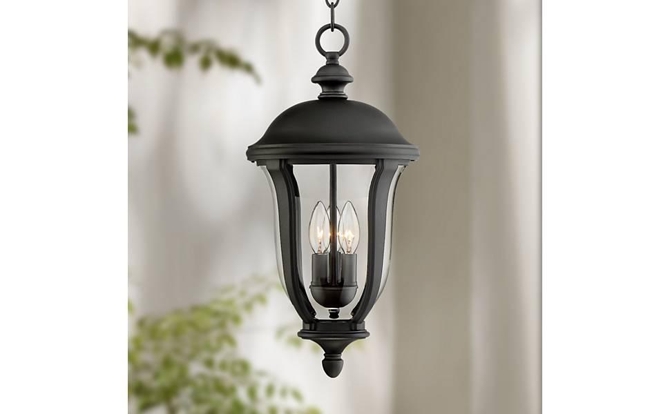 Amazon.com: Park Sienna - Lámpara de techo para exteriores ...