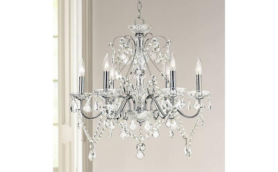 Amazon.com: Viena espectro completo (cromo y vidrio lámpara ...
