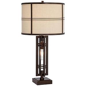 Elias Metal Night Light Table Lamp