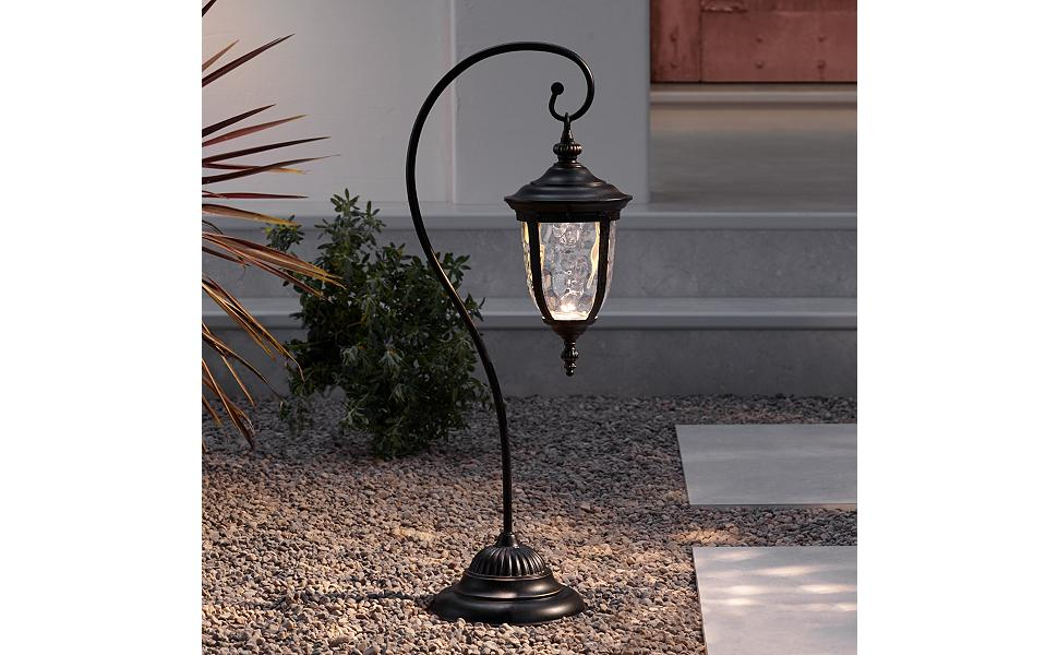 """Bellagio Collection 32 1/2""""High LED Landscape Path"""
