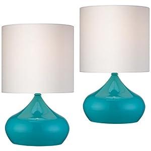 Amazon.com: Juego de 2 lámparas decorativas en forma ...
