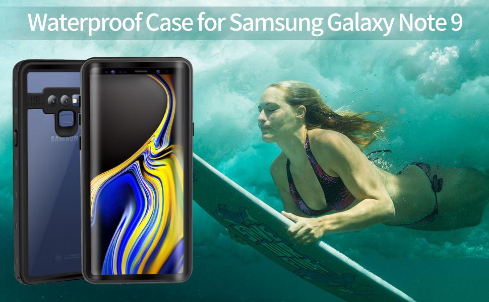 note 9 waterproof case