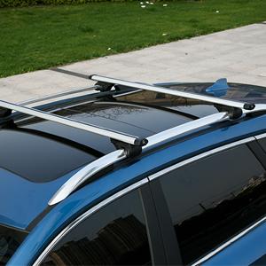 Niome Aluminum Car Truck Top Roof Rack Cross Bar Luggage Carrier Lock E