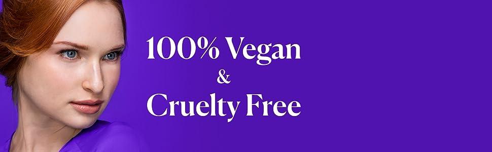 vegan and cruelty free makeup