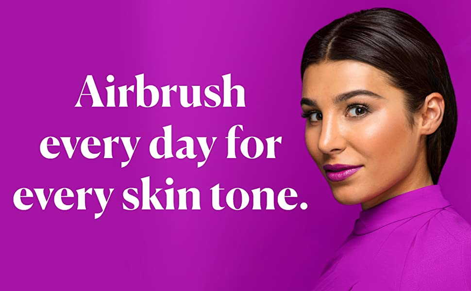 Aeroblend airbrush everyday
