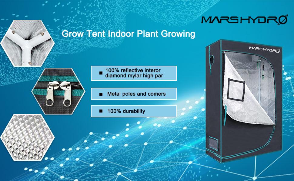 MARS HYDRO Grow Tent 24