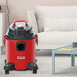 Details about Portable 5.3 Gallon 3 in 1 Wet Dry Vacuum Cleaner Vac Shop 3.5 Peak HP w Blower