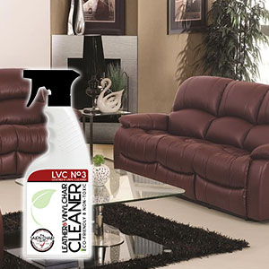 Leather and Vinyl Upholstery Cleaner Conditioner, Eco-Friendly Child & Pet Safe Cleanser for Chairs Yoga Mats Massage Table Couch Sofas Office Chairs ...