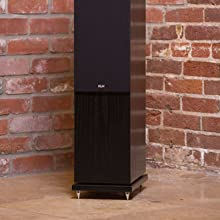 Sleek Quincy Tower Home Speaker
