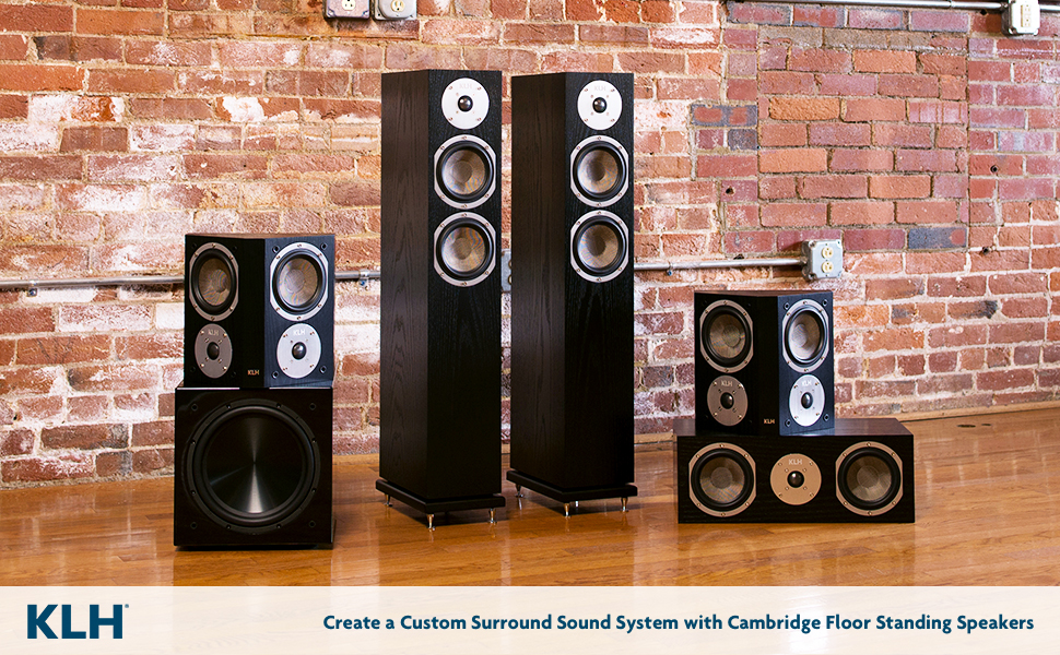 KLH Audio Speaker Systems