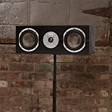 KLH Audio Story Speaker with Faceplate off